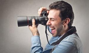 ACV ARTE COMUNICAZIONE VISIVA: 3 mesi di corso di fotografia base o avanzato (sconto fino a 89%)