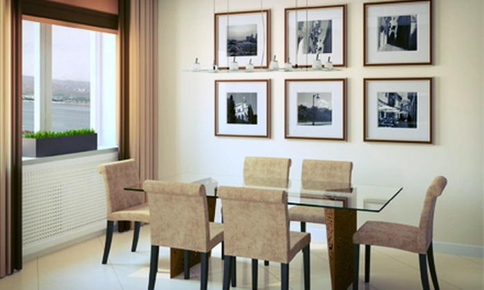 London Picture Framing - Hyde Park: Custom Framing at London Picture Framing (Up to 63% Off). Two Options Available.