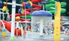 Liquid Planet - Candia: Water-Park Visit with a Zipline Ride and Mini Golf for Two or Four at Liquid Planet Water Park (Up to 69% Off)
