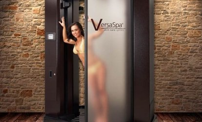 image for One Mystic Spray Tan at Tan O2 renew (55% Off)