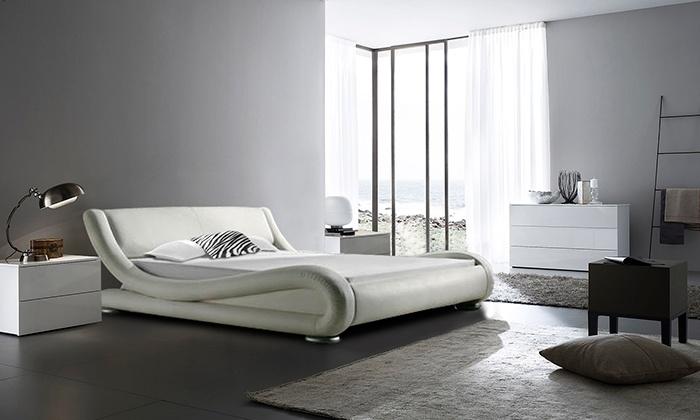 Estructura de cama Galaxy | Groupon Goods