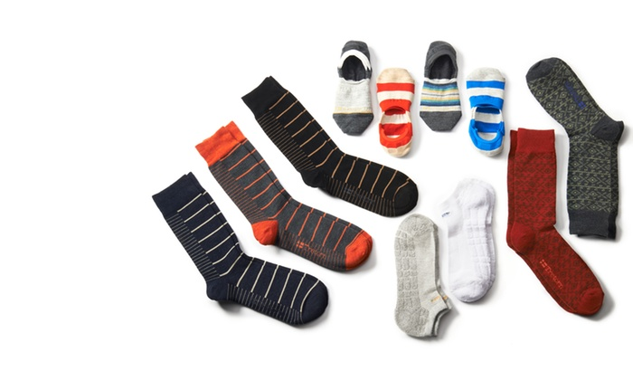Tretorn: Tretorn Socks from $12. Assorted Styles and Colors Available.