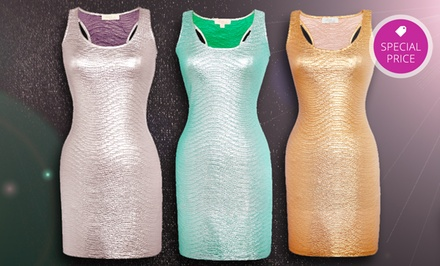 Olive & Oak Bodycon Dress. Multiple Colors Available.