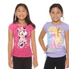Disney Kid's T-shirt and Accessory Bundle