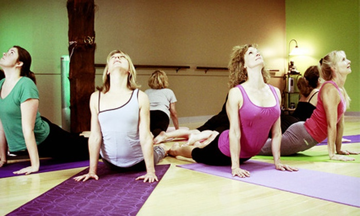 Wendy Fit - East Lake: $50 for One Month of Unlimited Yoga and Pilates Classes at Wendy Fit ($125 Value)
