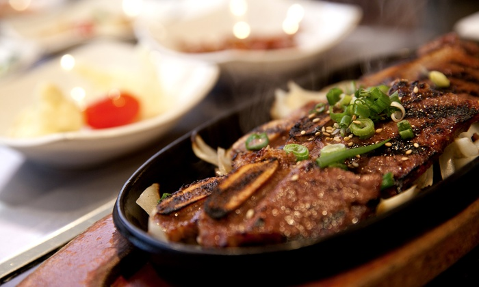 Yori Asian Fusion Restaurant - Hurst: Korean and Japanese Cuisine at Yori (Up to 40% Off) . Two Options Available.