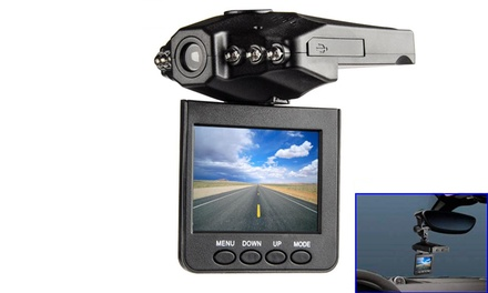 Vaas HD Portable Car Dash Camera with 270º 2.5