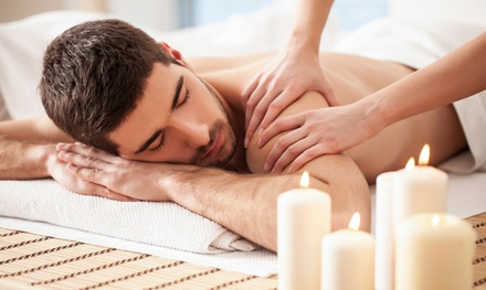 Massage Packages at Just the Right Touch Massage and Spa (Up to 52% Off). Three Options Available.