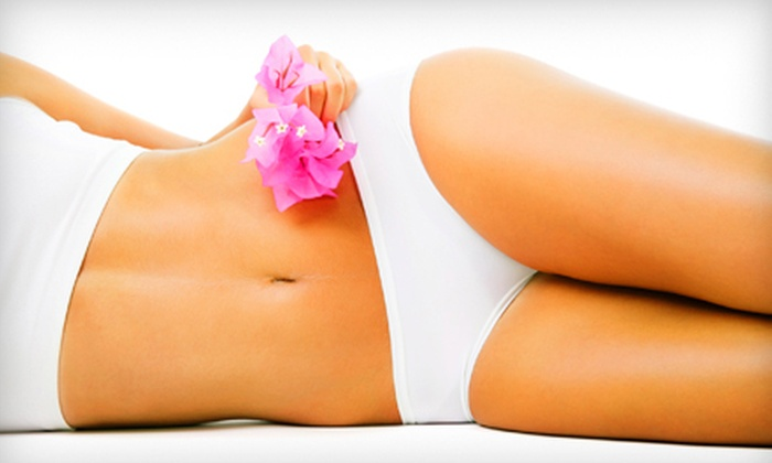Aqualipo - Multiple Locations: Fat Reduction on a Small or Large Area from Aqualipo (Up to 73% Off)