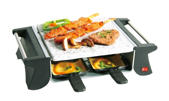 Raclette Grill Australia mini raclette plate grill groupon goods