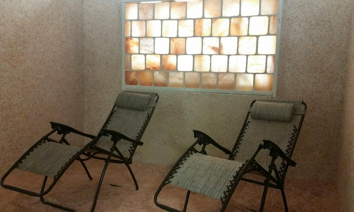 Affordable...Salt Therapy Spa - Auburn: One or Three Salt-Room Sessions at Affordable...Salt Therapy Spa (Up to $50 Off)