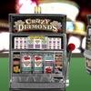 Crazy Diamonds Slot Machine Bank