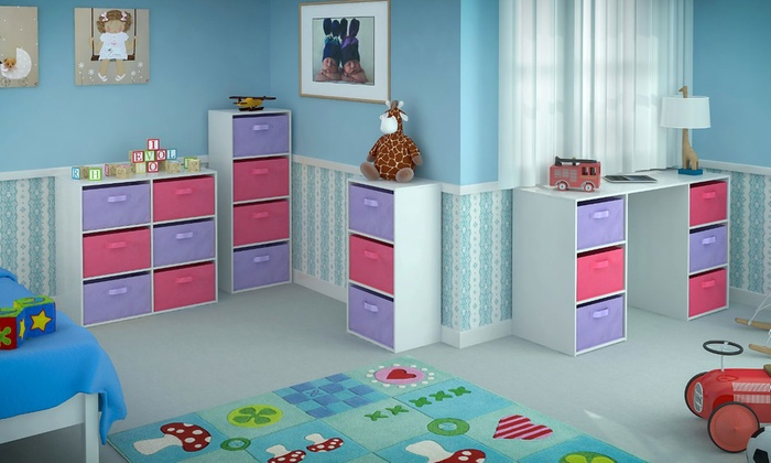 Kids Bedroom Furniture - 2 Colours | Groupon Goods
