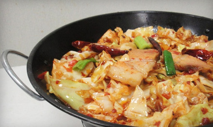 Tian Jin Chinese Restaurant - Chanhassen: $10 for $20 Worth of Authentic Chinese Cuisine at Tian Jin Chinese Restaurant