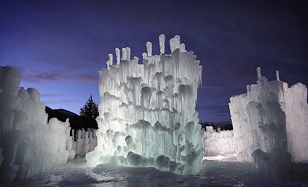 groupon ice castles