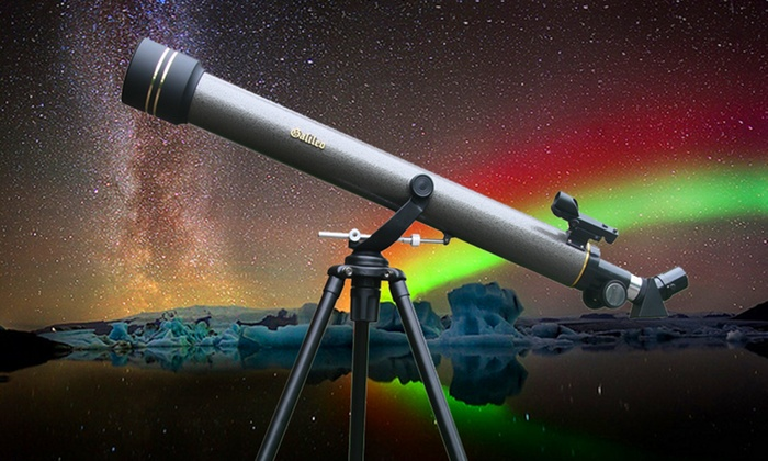 Altair starwave ascent ed f refractor telescope