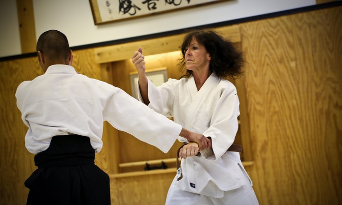Aikido Nj Inc. - Multiple Locations: Five Martial Arts Classes at Aikido NJ Inc. (53% Off)