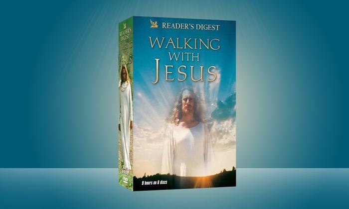 Reader's Digest Walking With Jesus 6-DVD Set: Reader's Digest Walking With Jesus 6-DVD Set. Free Returns.
