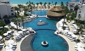 4.5-Star Luxury Resort in Baja California Sur at Cabo Azul Resort, plus 6.0% Cash Back from Ebates.