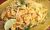 phuket thai cuisine - Webster: $10 for $20 Worth of Authentic Thai Dinner Fare at Phuket Thai Cuisine in Webster