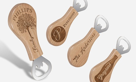 $5 for a Personalized Magnet Bottle Opener from from Monogram Online ($18.99 Value)