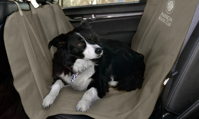 Fantastic Akc Car Seat Covers For Pets Groupon Goods Alphanode Cool Chair Designs And Ideas Alphanodeonline
