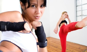 Elite Muay Thai: 5 or 10 Muay Thai Kickboxing, Boxing, or Cardio Classes at Elite Muay Thai (Up to 71% Off)
