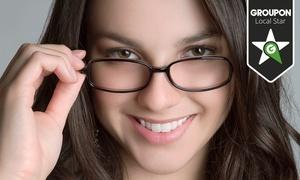 SOLVISION - ISLAZUL: Solvisión: gafas de marca graduadas con montura y cristales antirreflejantes desde 34,95 € en 6 centros a elegir
