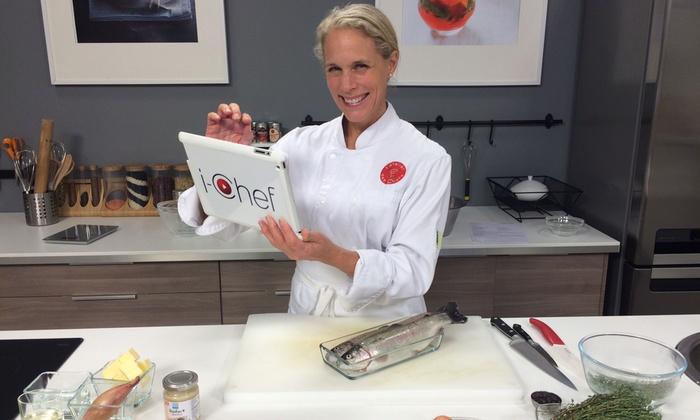 Cours de cuisine en ligne l 39 atelier des chefs groupon - Cours de cuisine atelier des chefs ...