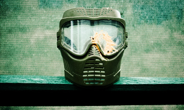Dosser Works Paintball - Atlanta: All-Day Paintball with Gear for One or Two at Dosser Works Paintball (Up to 59% Off)