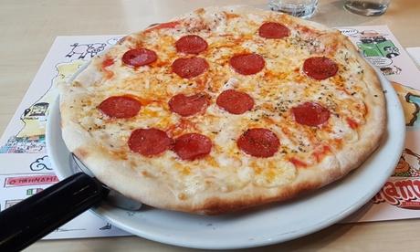 Menú italiano para 2 o 4 con entrante, principal, bebida y postre desde 19,95 € en O Mamma Mia