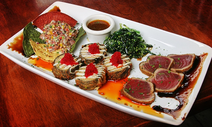 Cielo's Tapas and Oyster bar - White Rock: Five-Course Prix Fixe Dinner for Two or Four at Cielo's Tapas and Oyster Bar (Up to 51% Off)