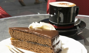 Brewhouse Arts Centre and Cafe: Coffee and Cake for Two or Four at Brewhouse Arts Centre and Cafe (Up to 38% Off)