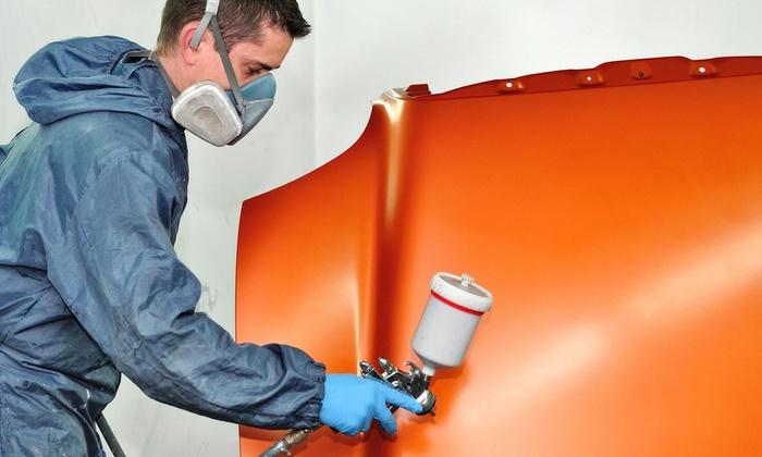 Maaco - Cincinnati - Forest Park: Whole-Body Paint Job from MAACO (45% Off)