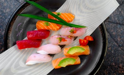image for One or Three vouchers, Each Good for $15 Worth of Japanese Food at Land of Sushi