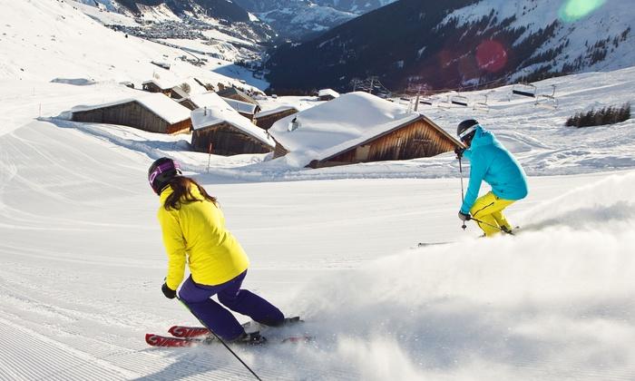 Andermatt-Sedrun Sport AG (DE) - Mehrere Standorte: Tages- und Mehr-Tages-Pass für die Ski-Arena Andermatt-Sedrun
