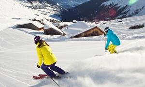 Andermatt-Sedrun Sport AG (DE): Tages- und Mehr-Tages-Pass für die Ski-Arena Andermatt-Sedrun