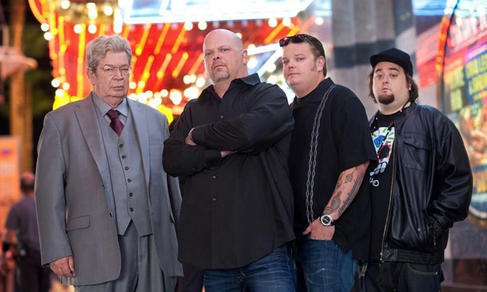 """Pawn Stars"" Tour - Multiple Locations: $54 for a Gold & Silver Pawn Shop of ""Pawn Stars"" VIP Tour from Annie Bananie Tours ($70 Value)"