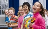 Illumination Learning Studio - Greenwood: Three or Five Toddlers' Music and Dance Classes at Illumination Learning Studio (Up to 60% Off)