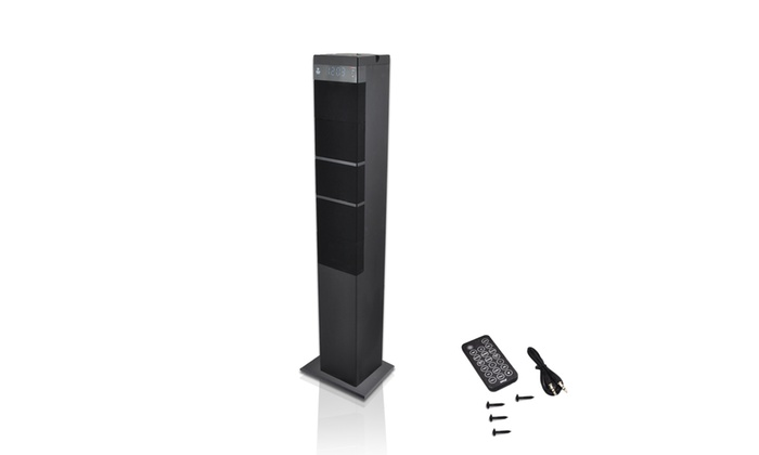 Pyle 2.1-Channel Bluetooth Tower Speaker