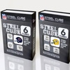 NFL Refreezable Steel Drink Cubes (6-Pack)