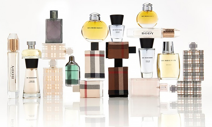 Best of Burberry Fragrances for Women or Men