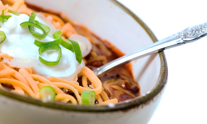 The Milwaukee Chili Bowl - Potawatomi Hotel & Casino Expo Center: $15 for Milwaukee's 8th Annual Chili Bowl for Two on January 26 (Up to $30 Value)