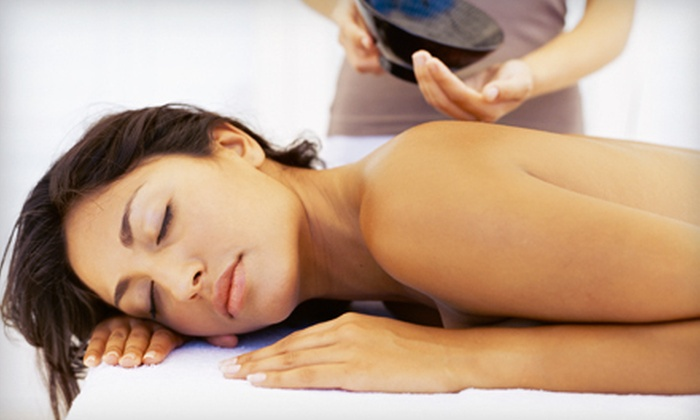 The Beauty Cell Inc. - Near North Side: 50-Minute Swedish or Hot-Stone Massage with Thai Bodywork and Aromatherapy at The Beauty Cell Inc. (Up to 59% Off)