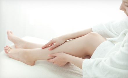2 or 4 Spider-Vein Removal Treatments, or Spider-Vein Removal for Both Legs at NY Arthritis Clinic (Up to 78% Off)