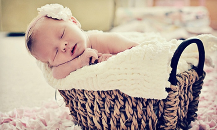 DCWilliams Photography - Northside: Family, Toddler, or Newborn Photo-Shoot Package with Digital Images from DCWilliams Photography (Up to 75% Off)