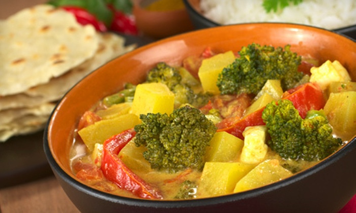 Namaste India - Clive: $10 for $20 Worth of Northern and Southern Indian Cuisine at Namaste India
