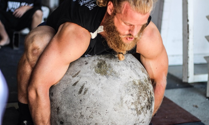 Untamed Strength - Carmichael: Four Personal Training Sessions at Untamed Strength (50% Off)