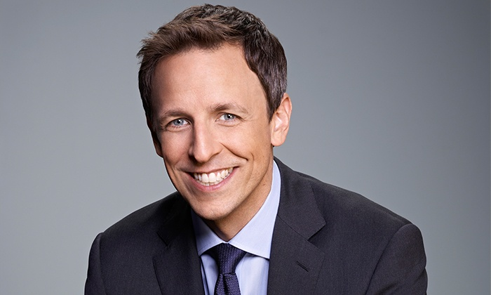 Seth Meyers - State Theatre: Seth Meyers at State Theatre on Saturday, June 6, at 8 p.m. (Up to 39% Off)