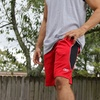 Reebok Men's Two-Toned Athletic Mesh Shorts (1- or 3-Pack)